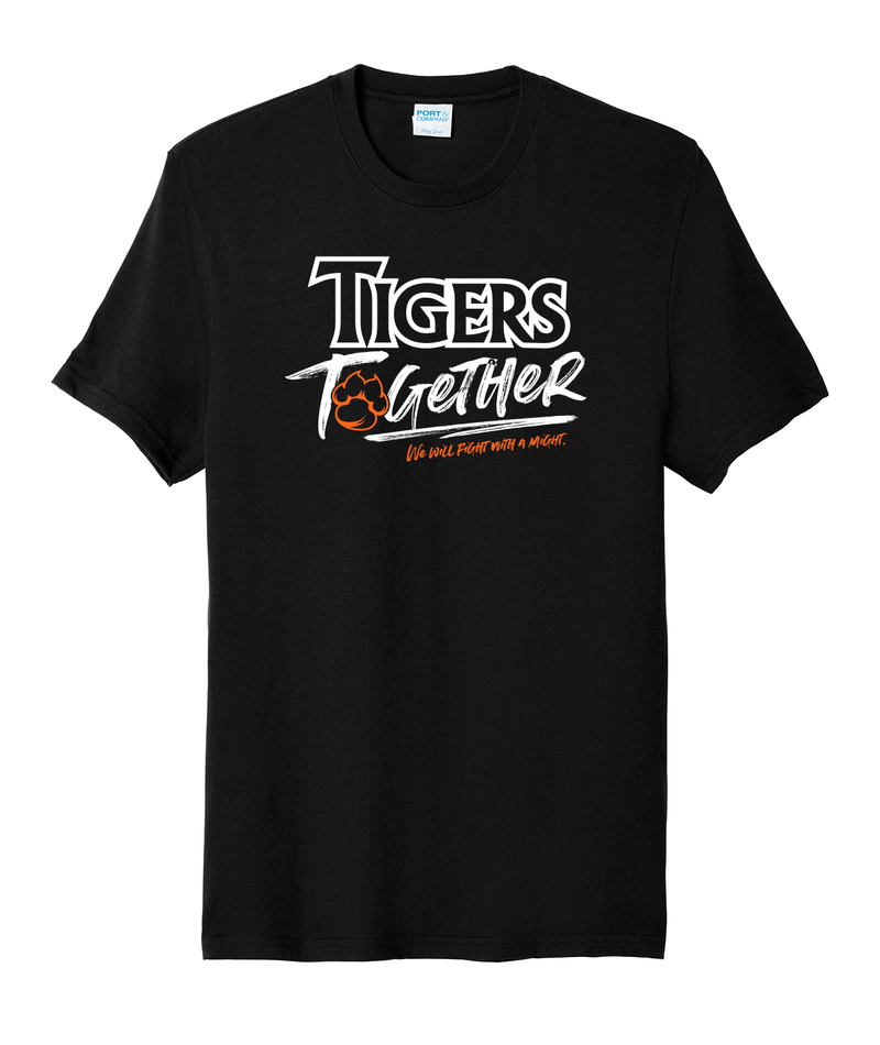 Hillside Tigers Together Softstyle Tee