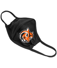 Tigers Customizable Adult & Youth 3-Ply Face Mask