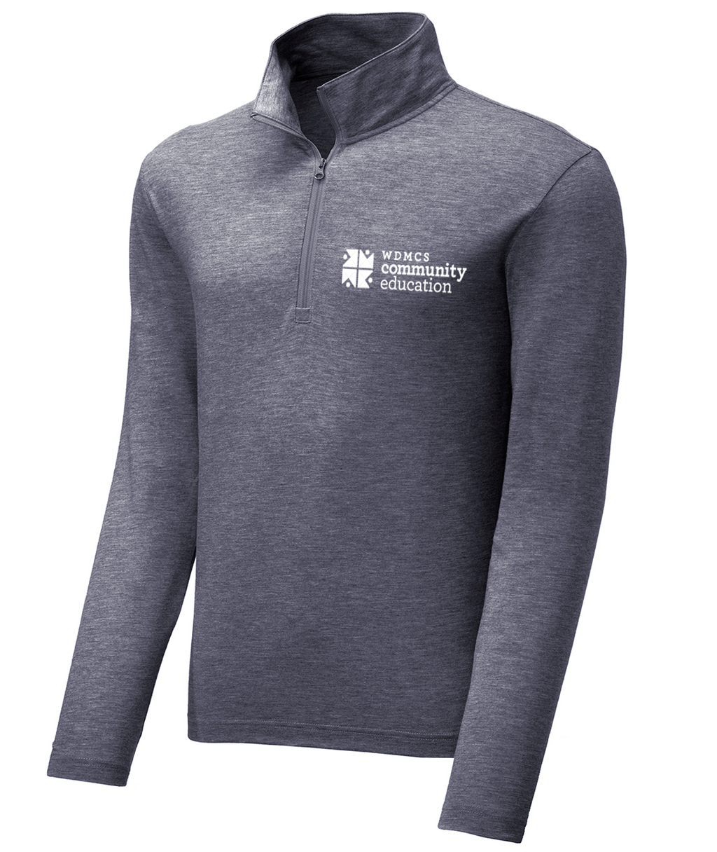 Community Ed Adult 1/4 Zip Pullover