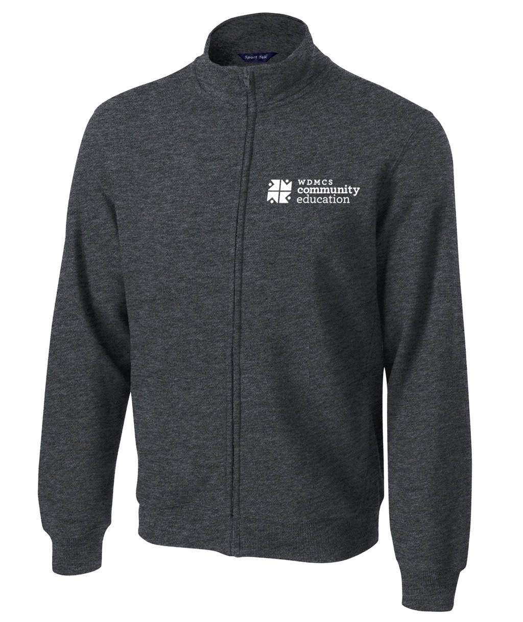 Community Ed Adult Full-Zip Sweatshirt