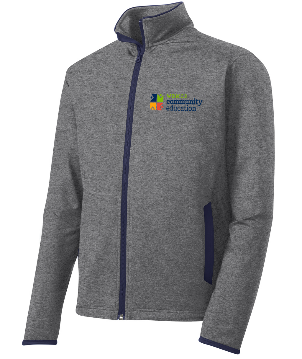 Community Ed Adult Performance Full-Zip Jacket