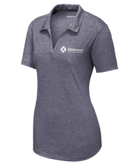 KidsWest Womens Performance Polo