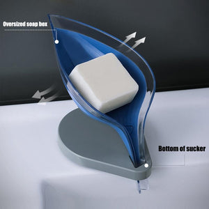 Creative Suction Soap Sink Holder