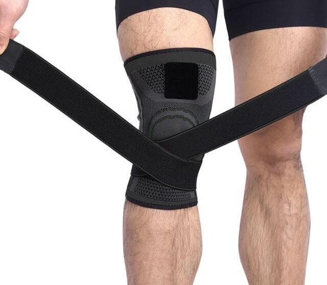Professional Protective Sports Knee Pad Bandage