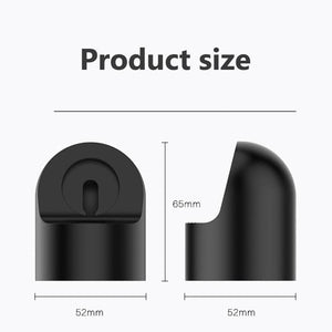 Silicone Charger Stand Mount for Apple Watch