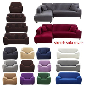 All-inclusive Stretch Slipcover Elastic Sofa Cover Cotton