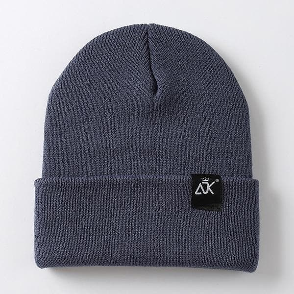 Knitted Solid Casual Breathable Unisex Hats