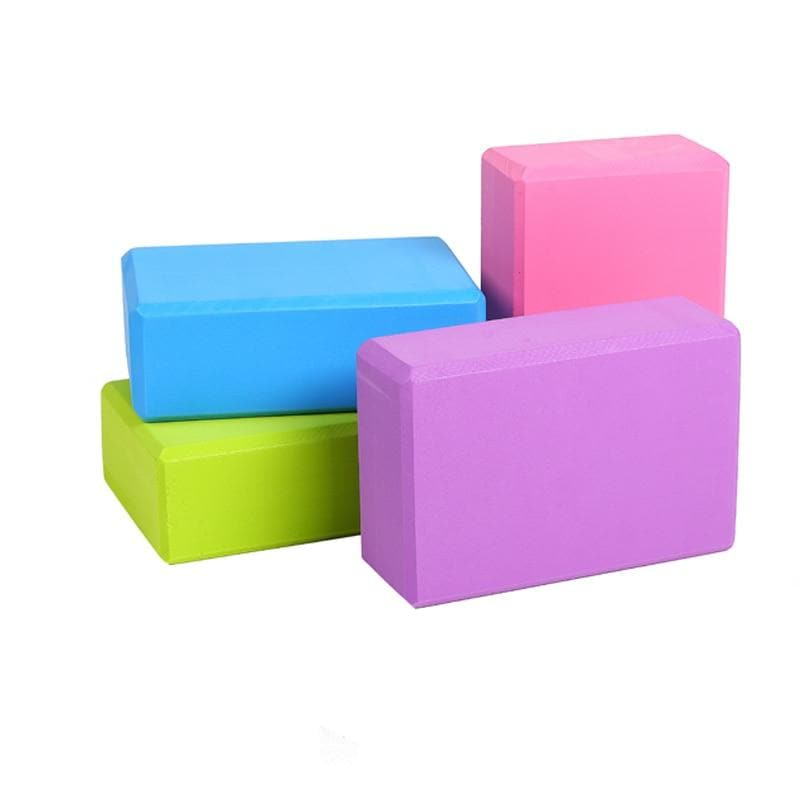 High Density EVA Yoga Block Foam For Exercise And Stretching
