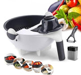 Vegetable Slicer with Strainer Kitchen Accessories
