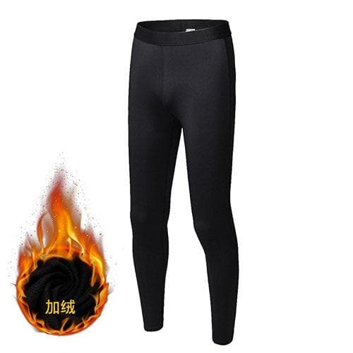 Women Thermal Warm Fleece Gym And Sport Legging