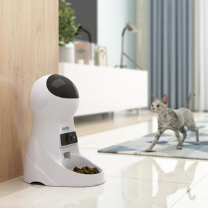 Wifi Food Automatic Cat Feeder