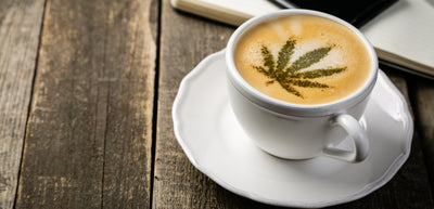 Caffeine and CBD: What Happens When You Mix the Two
