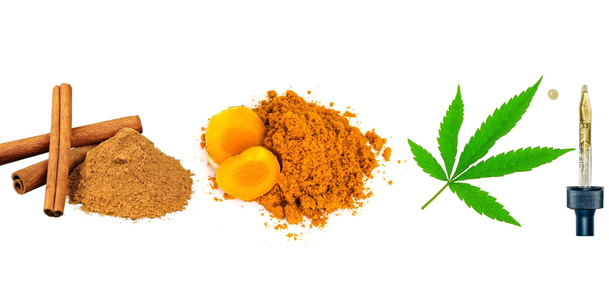 Cinnamon, Turmeric, and CBD Oil.. My secret ingredients to a post-workout smoothie. Learn more at Molecular CBD Shop