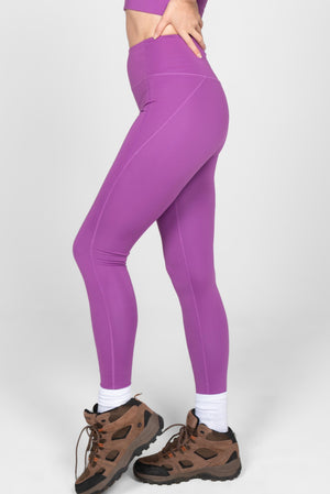 Compressive High-Rise Legging, Wildflower