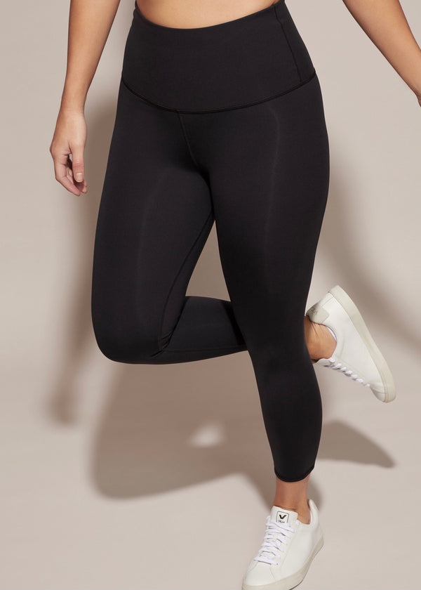Highrider Extra-High Extra-Compressive Leggings, Black