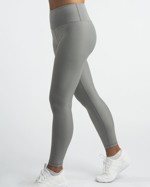Minimalist Leggings, Stone