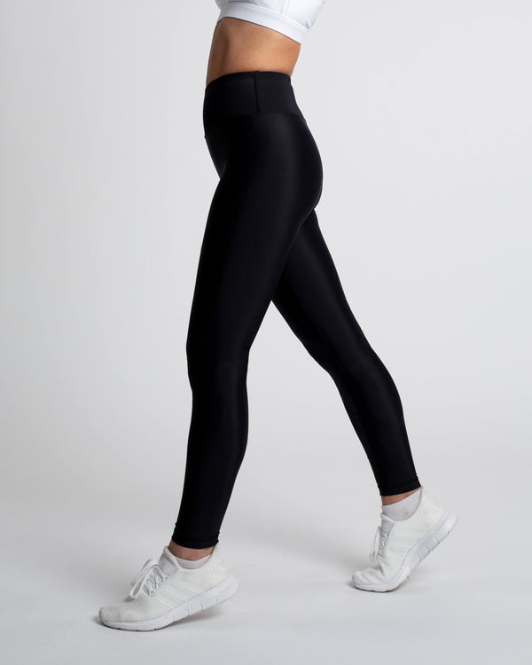 Minimalist Leggings, Black