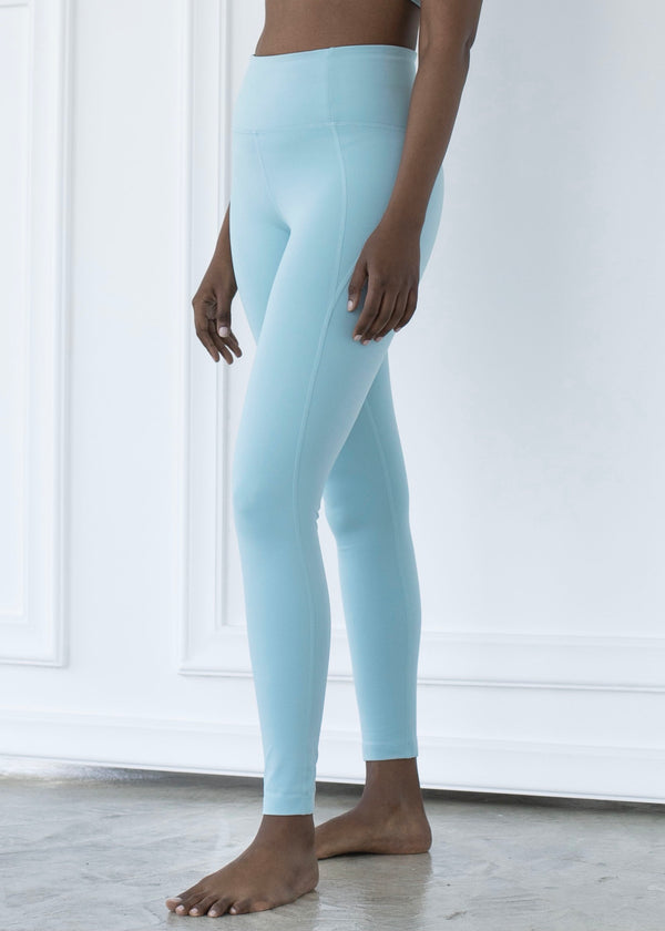 Compressive High-Rise Legging, Sky