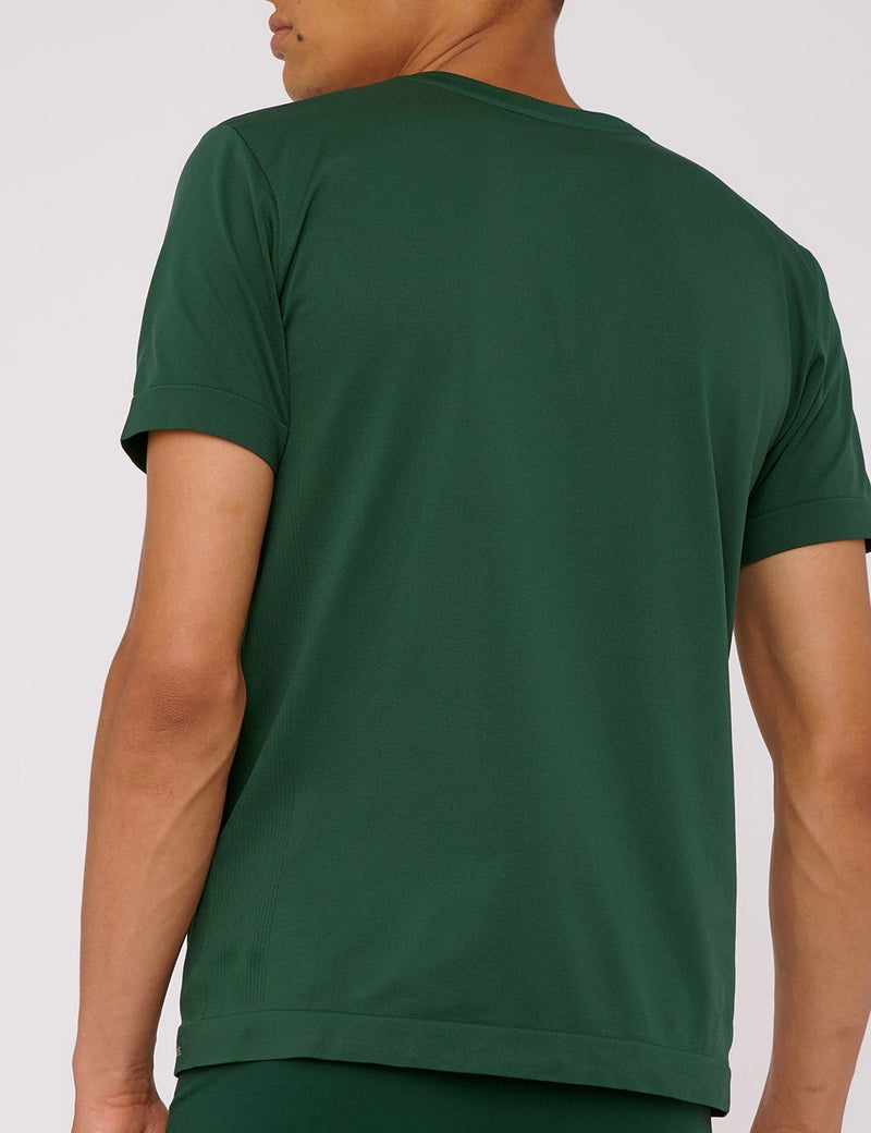 SilverTech Active Tee, Forest Green