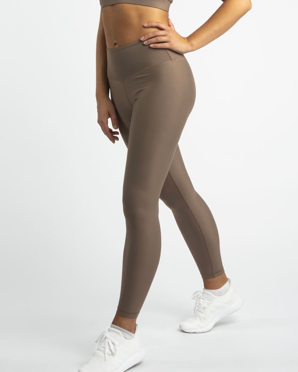 Minimalist Leggings, Sand
