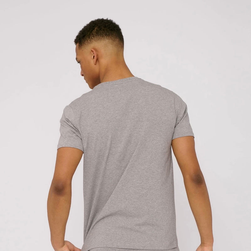 Organic Cotton Tee, Grey
