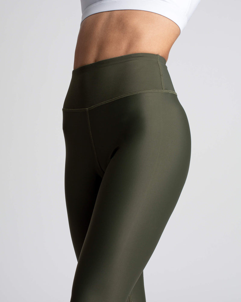 Minimalist Leggings, Forest