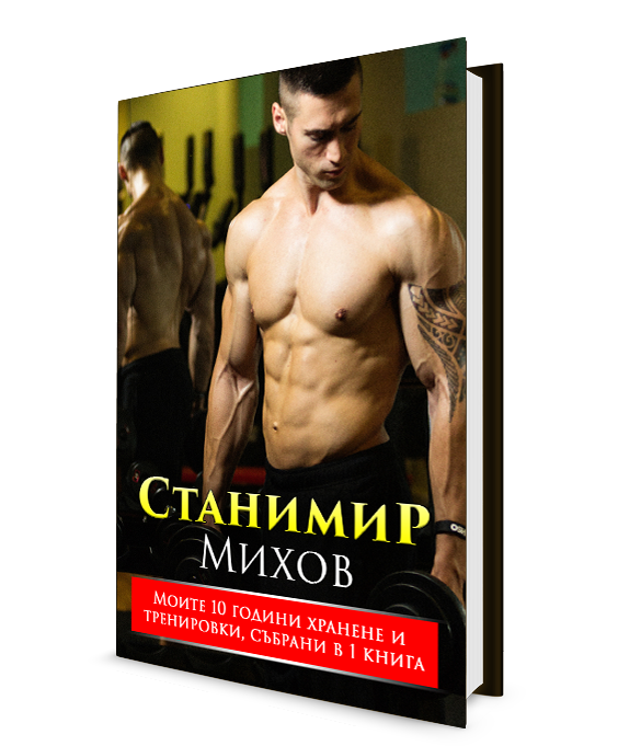 E-Book: My 10 years of Dieting and Training in 1 Book (80+ Pages of Premium Content)