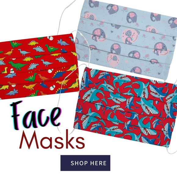 Face Masks ON SALE