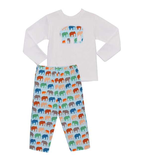 Elephants Boys Pant Set