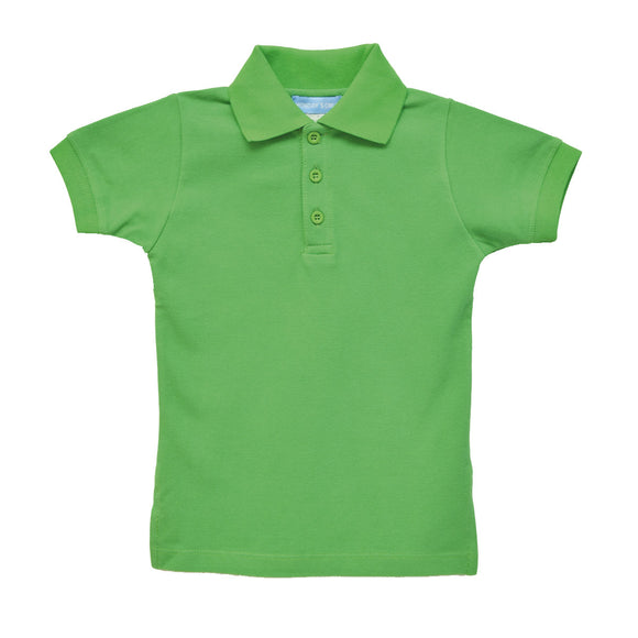 Green Polo Box Shirt