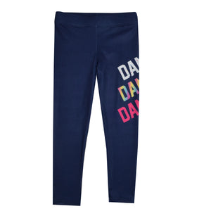 Dance Navy Leggings