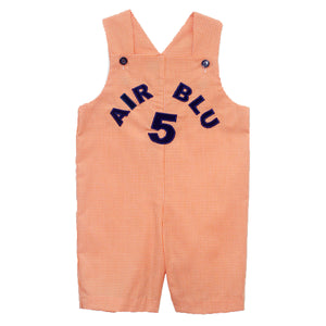Air Blu 5 Applique Shortall