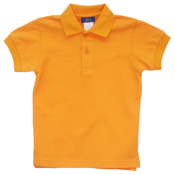 Orange Polo Box Shirt