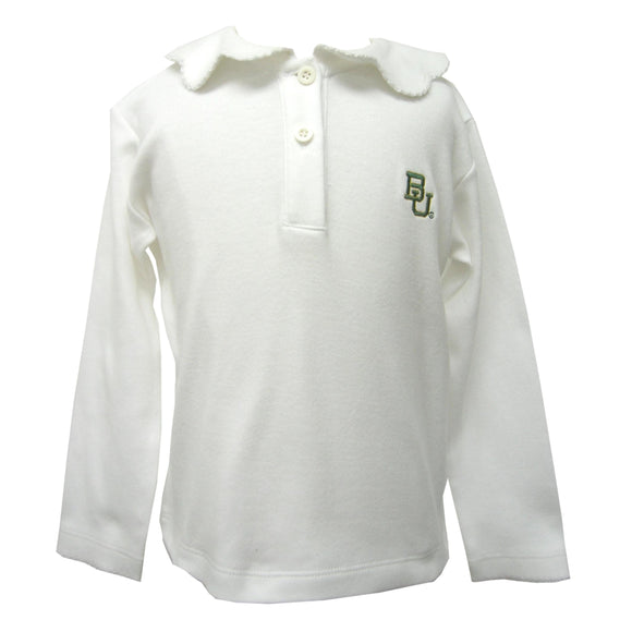 Baylor Embroidered Pico Blouse