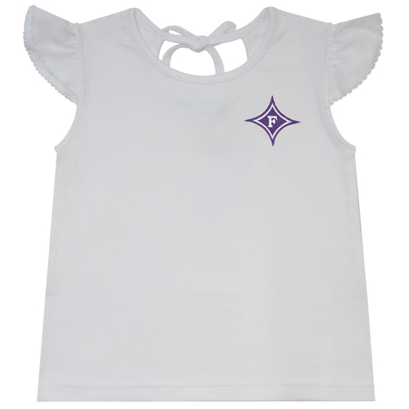 Furman Girls Knit Top