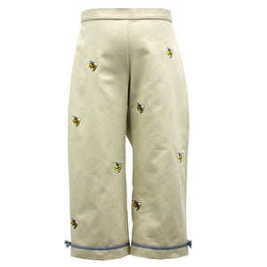 Embroidered Georgia Tech Girls Pants