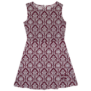 Mississippi State Circle Dress