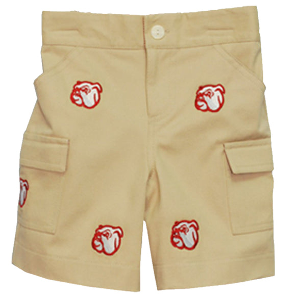 Embroidered Mississippi State Short