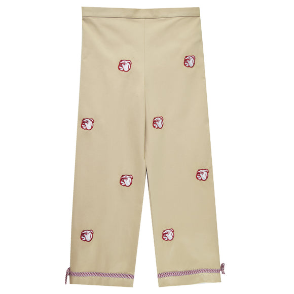 Lrg Mississippi State, Girl's pants