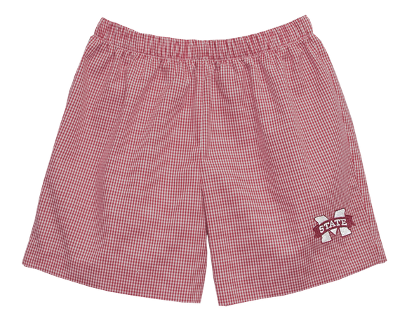 LRG Mississippi State Pull On Short