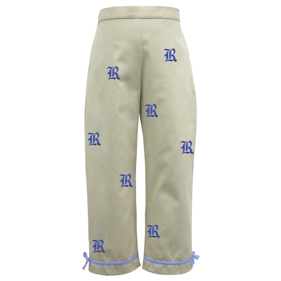 Rice Girls Pants