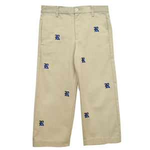 Rice Boys Structured Pants