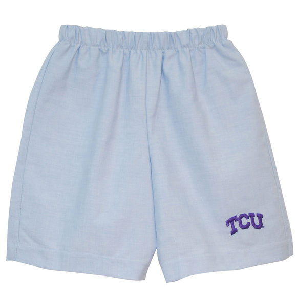 TCU Pull On Short