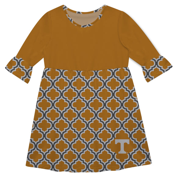 Tennessee Amy Dress 3/4 Sleeve
