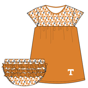 Tennessee Cap Sleeve Dress and Bloomer