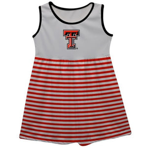 Texas Tech Sleeveless Dress