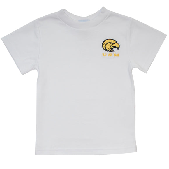 Southern Mississippi Smocked Tee Shirt
