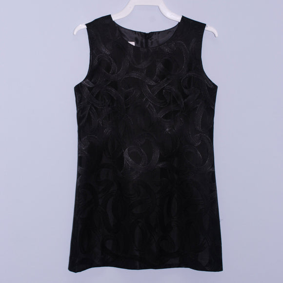 Black Sheat Dress