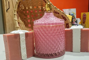 Pretty in Pink ( Breast Cancer Awareness Soap)