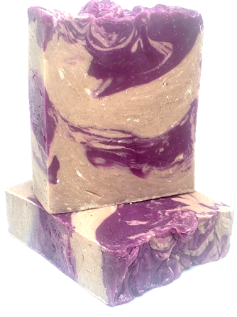 Coconut Milk and Lavender Soap